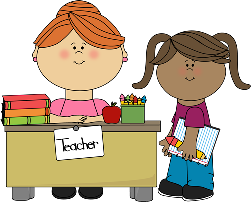 Free School Counselor Clip Art